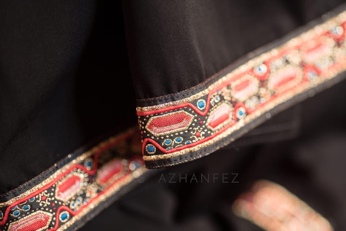 abaya azhanfez fantaisie Attarine 4