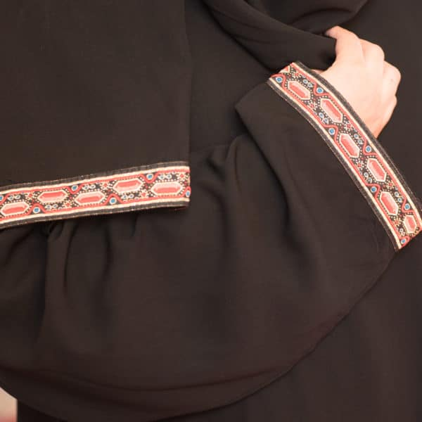 abaya azhanfez fantaisie Attarine 1