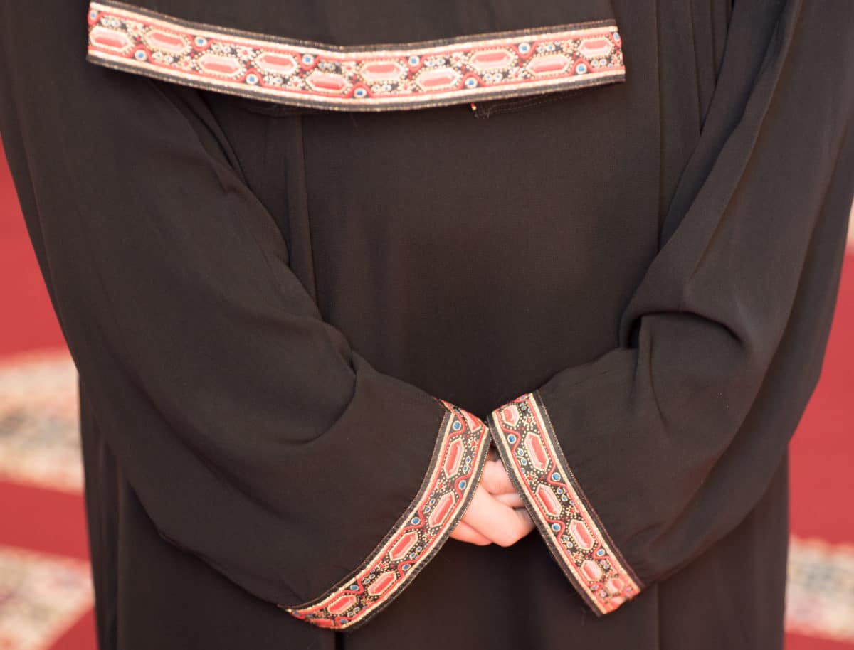 abaya azhanfez fantaisie Attarine 2
