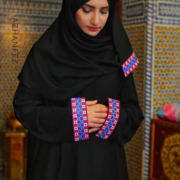 abaya azhanfez fantaisie jnanesbile 2