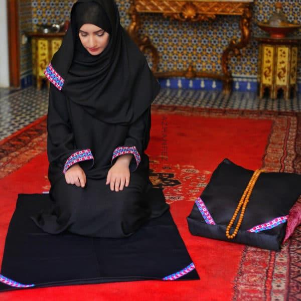 abaya azhanfez fantaisie jnanesbile 1