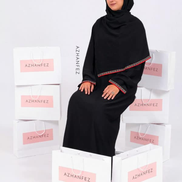 abaya azhanfez fantaisie babchorfa 1