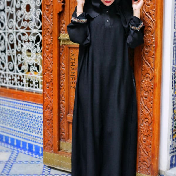 abaya azhanfez pierres babftouh 2