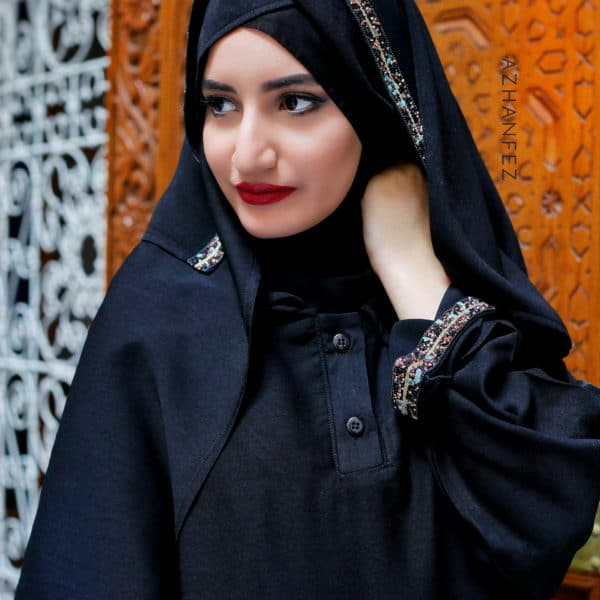 abaya azhanfez pierres babftouh 1