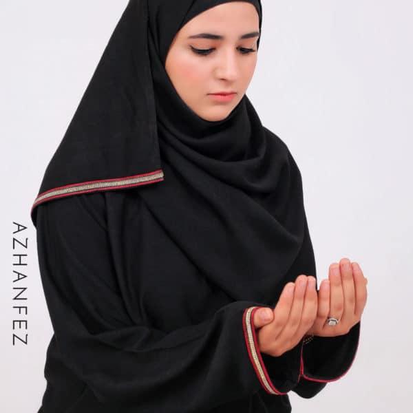 abaya azhanfez pierres qarawiyene 2