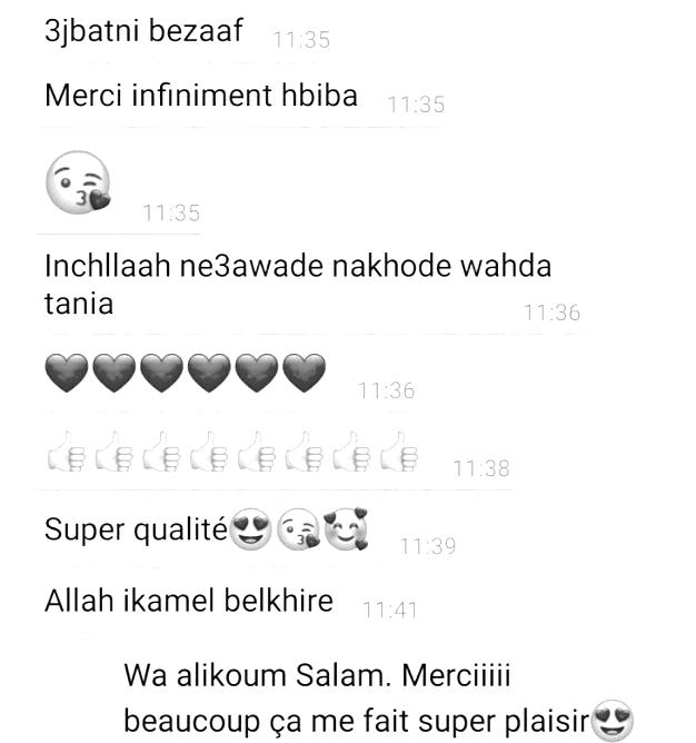 Habiba de Casablanca